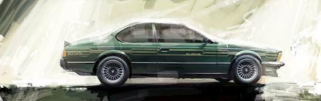 Edition 50 Alpina Automobiles